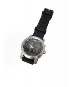 FOSSIL(フォッシル)の古着「デジタルアニメーション時計」