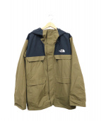 THE NORTH FACE(ザノースフェイス)の古着「GATEKEEPER TRICLIMATE JACKET」|カーキ