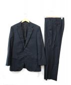 BURBERRY BLACK LABEL(バーバリーブラックレーベル)の古着「セットアップスーツ」|ブラック