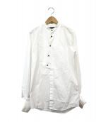 DSQUARED2(ディースクエアード)の古着「プザムシャツ」|ホワイト