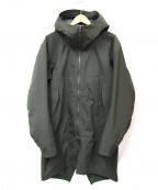 ARCTERYX VEILANCE(アークテリクス ヴェイランス)の古着「モニターコート/Monitor Coat」|カーキ