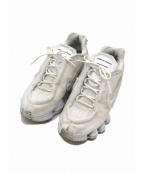 NIKE×COMME des GARCONS()の古着「NIKE SHOX TL / CDG」|ホワイト