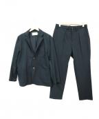 CURLY(カーリー)の古着「セットアップスーツ」 ブラック