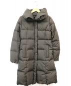 M-premier(エムプルミエ)の古着「ダウンコート」|グレー