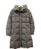 M-PREMIER(エムプルミエ)の古着「ダウンコート」 グレー