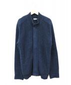 Calvin Klein(カルバンクライン)の古着「ジップアップジャケット」|ブラック