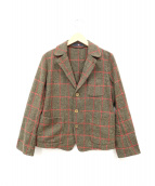 45R(フォーティファイブアール)の古着「テーラードジャケット」|カーキ