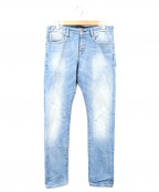 SCOTCH & SODA(スコッチアンドソーダ)の古着「デニムパンツ」|ブルー
