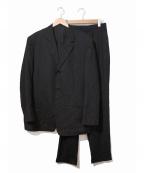 Y's for men(ワイズフォーメン)の古着「[OLD]3Bセットアップスーツ」|ブラック