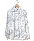 ()の古着「メディテーションシャツ」 ホワイト