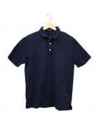 BLACK LABEL CRESTBRIDGE()の古着「ポロシャツ」 ネイビー
