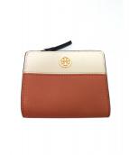()の古着「コンパクト2つ折り財布」|ピンク