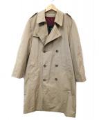 Hart Schaffner Marx(ハート シャフナー アンドマークス)の古着「トレンチコート」 ブラウン