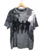 LOUIS VUITTON(ルイヴィトン)の古着「ブリックロードTシャツ」 ブラック