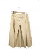 FOXEY NEWYORK(フォクシーニューヨーク)の古着「フレアスカート」|ブラウン