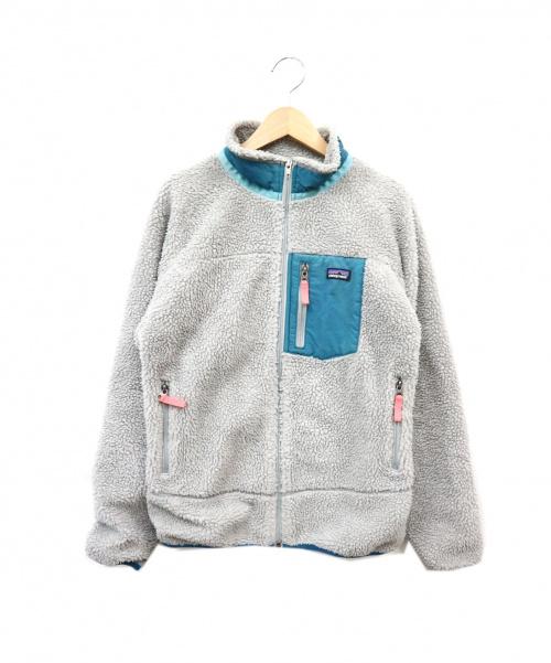 Patagonia(パタゴニア)Patagonia (パタゴニア) レトロXジャケット グレー サイズ:XXL 65621の古着・服飾アイテム