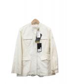 TATRAS(タトラス)の古着「中綿ジャケット」|ホワイト