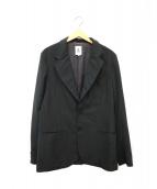 MANDO(マンド)の古着「テーラードジャケット」|グレー