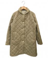 MACKINTOSH (マッキントッシュ) キルティングコート ベージュ サイズ:M スコットランド製