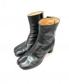 Martin Margiela22(マルタン・マルジェラ22)の古着「足袋ブーツ」|ブラック