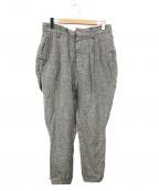 BED J.W. FORD(ベッドフォード)の古着「パンツ」|グレー