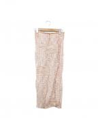 missoni(ミッソーニ)の古着「スカート」 ピンク