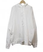 OPENING CEREMONY(オープニングセレモニー)の古着「プルオーバーパーカー」|ホワイト