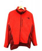 ()の古着「サミットフリースジャケット」|レッド