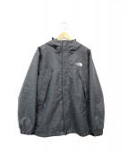 ()の古着「ノベルティスクープジャケット」|グレー