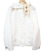 SASSAFRAS(ササフラス)の古着「GARDENER BUD BREAKER」|ホワイト