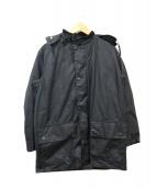 ()の古着「オイルドジャケット」|ブラック