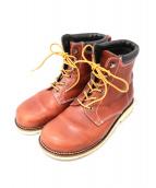 ()の古着「ブーツ」|ブラウン