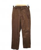 THE SHINZONE(ザ シンゾーン)の古着「SKATER PANTS」|ブラウン