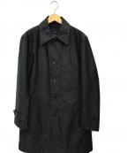 EPOCA UOMO(エポカウォモ)の古着「コート」|ブラック