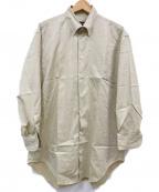 GIORGIO ARMANI(ジョルジョアルマーニ)の古着「シャツ」|カーキ