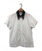 N°21(ヌメロヴェントゥーノ)の古着「半袖シャツ」|ホワイト