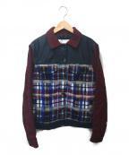 Desigual(デシグアル)の古着「ウールジャケット」