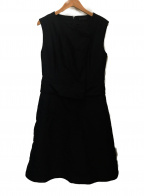 ANTEPRIMA(アンテプリマ)の古着「ワンピース」|ブラック