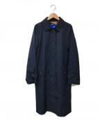BLUE LABEL CRESTBRIDGE(ブルーレーベルクレストブリッジ)の古着「シングルコート」|ネイビー