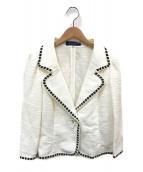 ()の古着「ジャケット」|ホワイト