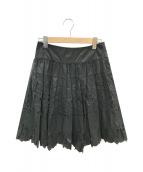 ()の古着「スカート」|ブラック