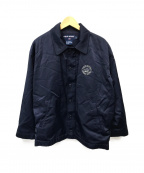 POLO SPORT(ポロスポーツ)の古着「MARINE SUPLLYジャケット」 ネイビー