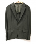 DESIGNWORKS(デザインワークス)の古着「ナイロンメッシュジャケット」|グリーン