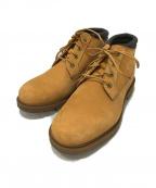 Timberland(ティンバーランド)の古着「ブーツ」|ブラウン