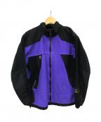 MOUNTAIN HARD WEAR(マウンテンハードウェア)の古着「フリースジャケット」 パープル
