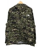 ()の古着「Novelty Dot Shot Jacket」|グリーン