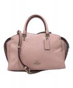 ()の古着「2WAYショルダーバッグ」|ピンク
