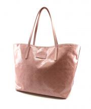 MACKINTOSH(マッキントッシュ)の古着「トートバッグ」|ピンク