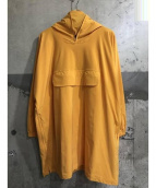 YAECA(ヤエカ)の古着「アノラックパーカー」|オレンジ