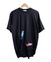 kudos(クードス)の古着「KUDOS T-SHIRT」|ブラック